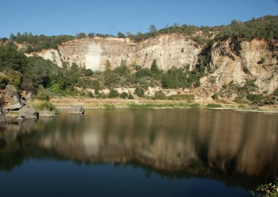 Blue Point Mine – reclamation of a historic quarry
